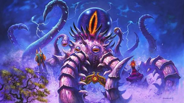 Разыграйте десять древних богов... Стоп, а они у вас в коллекции вообще есть? Источник: Blizzard