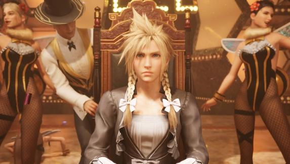 Теремок-убийца, высокоскоростное фехтование и много кат-сцен —вышел релизный трейлер Final Fantasy VII Remake