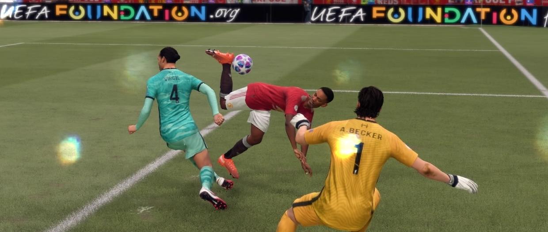 Тот же футбол, только лучше — обзор FIFA21