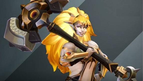 Dawnbreaker стала самым популярным персонажем среди игроков в Dota2 с высоким MMR