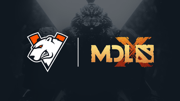 Virtus.pro announces the lineup for MDL Chengdu Major