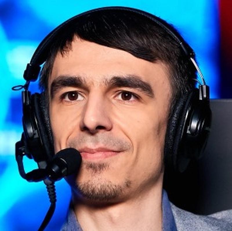 Алексей Alex007 Трушляков, комментатор StarCraft II