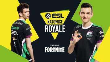 7ssk7 и Jamside сыграют на ESL Katowice Royale featuring Fortnite
