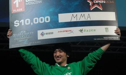 DreamHack Moscow: Итоги турнира по StarCraft II