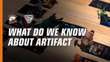 Что известно об Artifact? Очень коротко