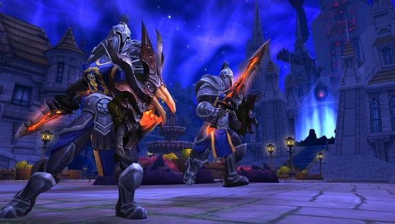 Великое переселение в World of Warcraft — Blizzard собирается объединить малопопулярные серверы