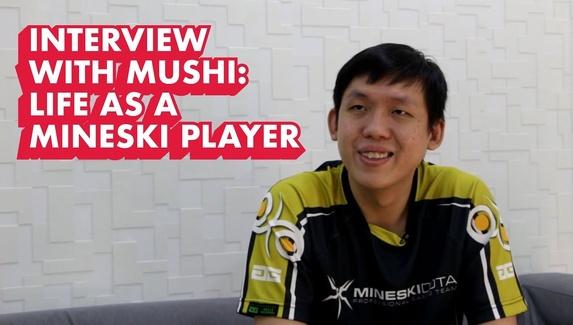 Mushi: «В Dota 2 ты можешь победить кого угодно и проиграть кому угодно»