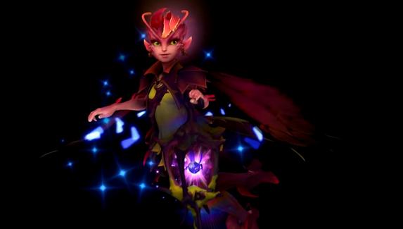 Фанат Dota 2 предложил добавить в игру визуальный эффект от Aghanim's Shard
