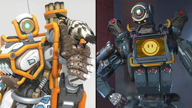 Сравнение Бастиона и Pathfinder