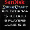 SanDisk SHOUTcraft Invitational