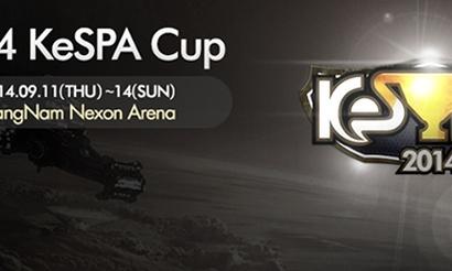 KeSPA показали сетку 2014 KeSPA Cup