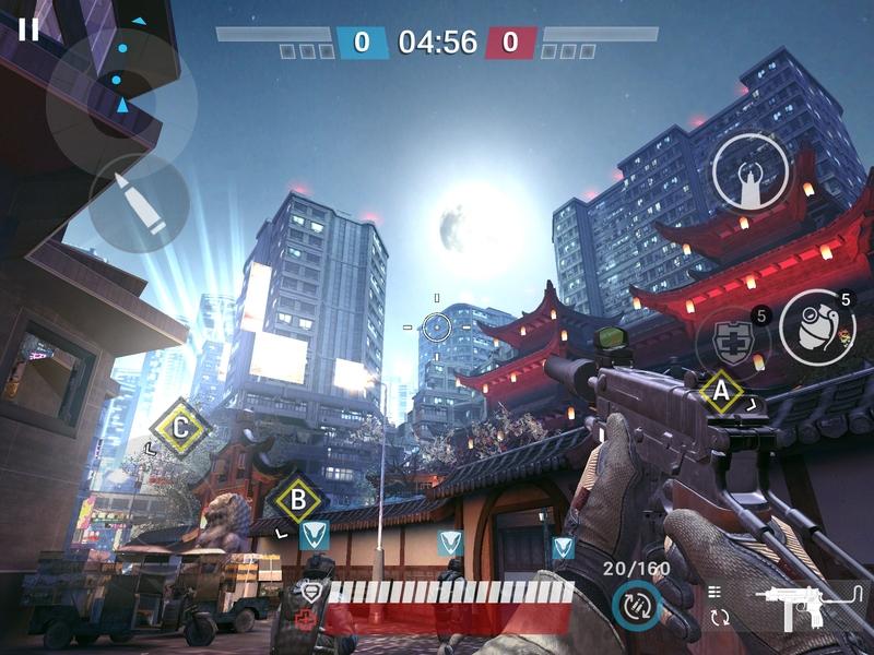 Карты в Warface: GO действительно красиво. Атмосферность однозначно радует!