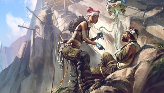 В Apex Legends нашли новый баг — он позволяет дрону Lifeline восстанавливать здоровье на любом расстоянии