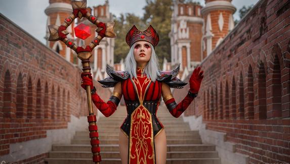 Топ-10 самых горячих персонажей в World of Warcraft