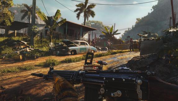 Новые геймплейные ролики Far Cry 6