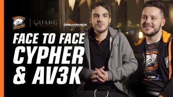 Cypher & Av3k on russian rap, girls and best aim in Quake