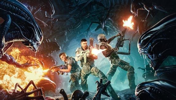 Авторы Aliens: Fireteam показали 25минут геймплея