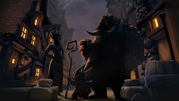 Понравилась ли вам Dota Underlords? Оцените новую игру от Valve!