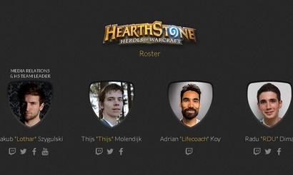 Один из известнейших игроков в WoW создал команду по Hearthstone