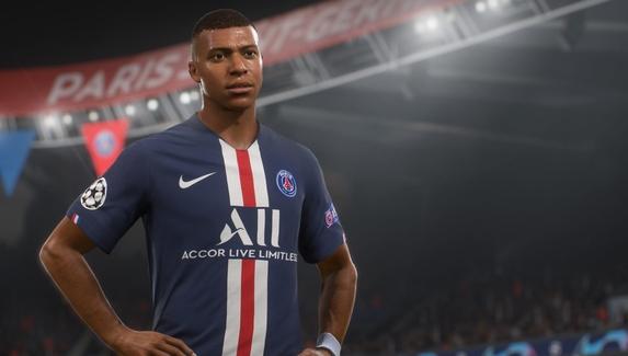 FIFA 21 вновь возглавила британский чарт