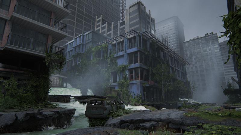 Сиэтл в The Last of Us Part II