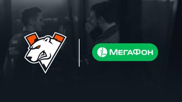 Virtus.pro и МегаФон объявляют о сотрудничестве