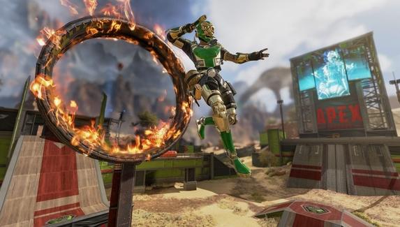 В Apex Legends добавили одиночный режим и обновили карту