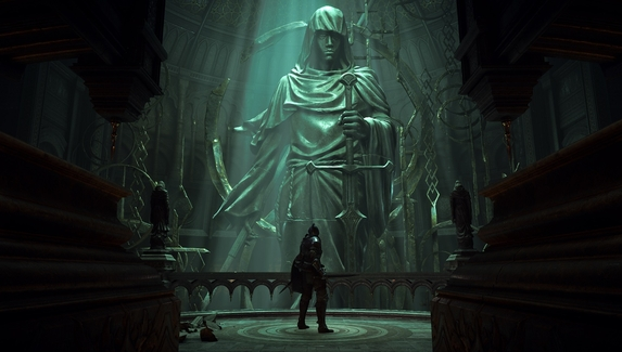 В ремейке Demon's Souls нашли новый тайник — никто не знает, как его открыть