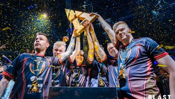 ENCE eSports не сможет пройти на BLAST Pro Series Global Final — команда не входит в список участников сезона