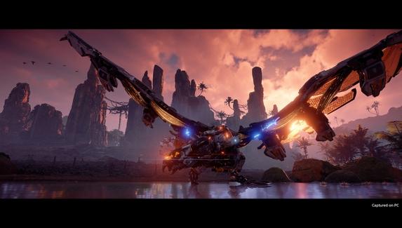 Треть игроков в Horizon Zero Dawn в Steam проходили её до этого на PS4