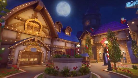 Пользователи Overwatch обнаружили новый баг. Команды не могут выйти с базы на Blizzard World