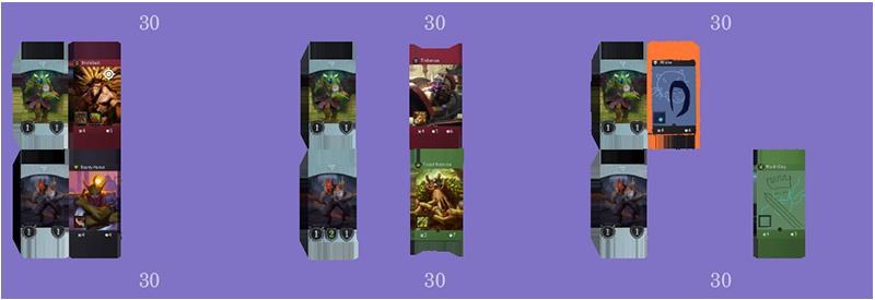 Пример размещения героев в первом раунде. Источник: Valve