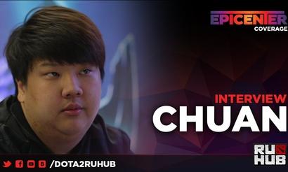 EPICENTER: Интервью с ChuaN