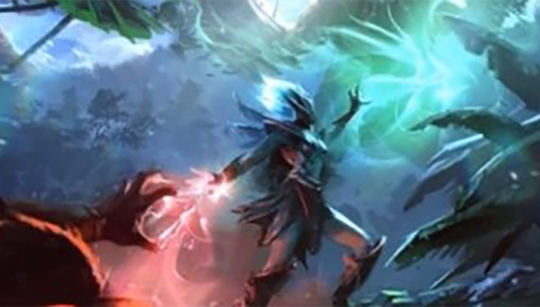 New green Artifact card revealed: Steal Strength