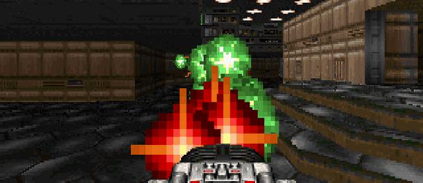 Сколько патронов расходует BFG в Doom и Doom 2 за один выстрел?