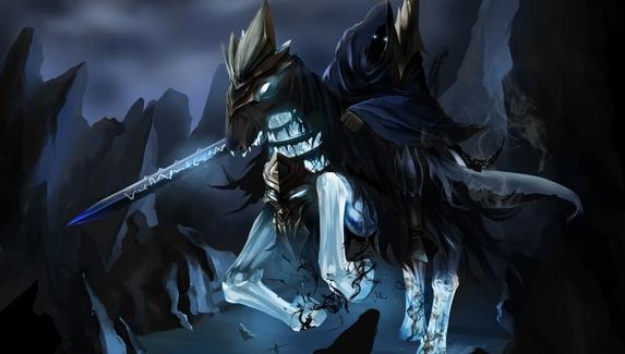 В Dota Underlords обновили способности Абаддона и Дроу-стражницы