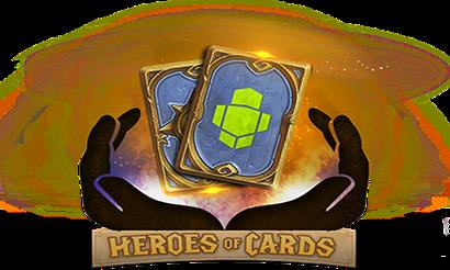 Анонс Heroes of Cards 4 по Hearthstone