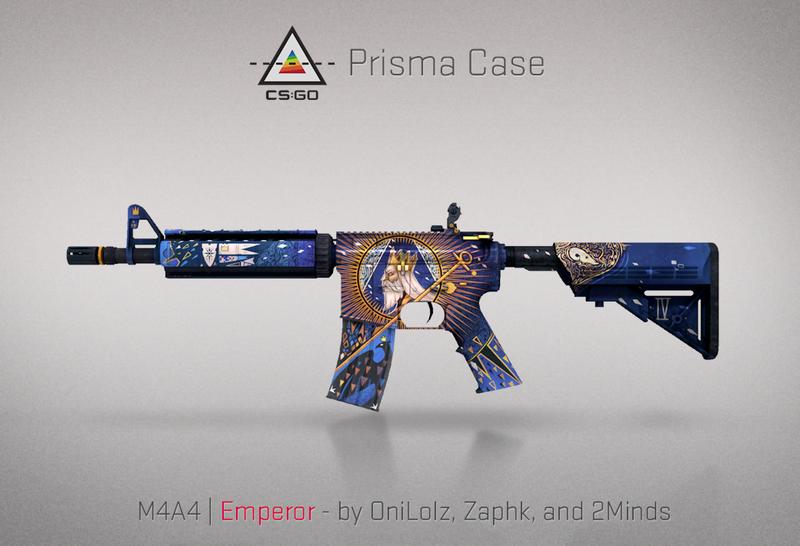 Prisma M4A4