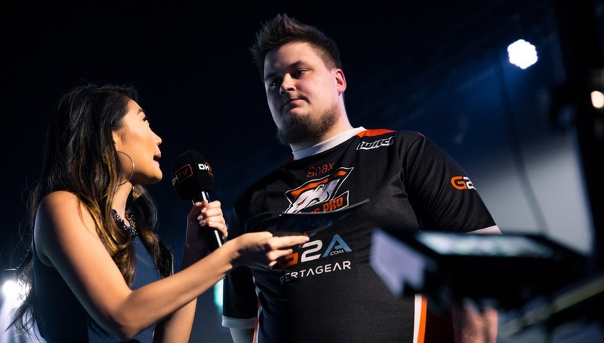 Snax to possibly be benched and STYKO to return