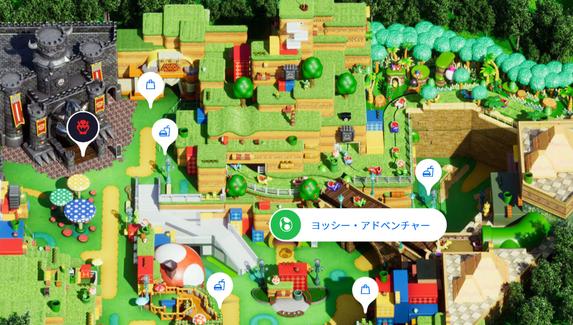 На сайте Super Nintendo World появилась виртуальная экскурсия по тематическому парку развлечений