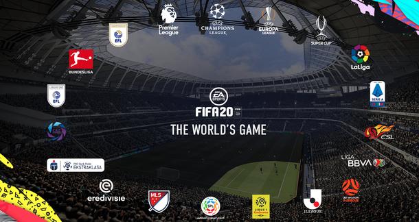 Чемпионаты, которые лицензированы в FIFA