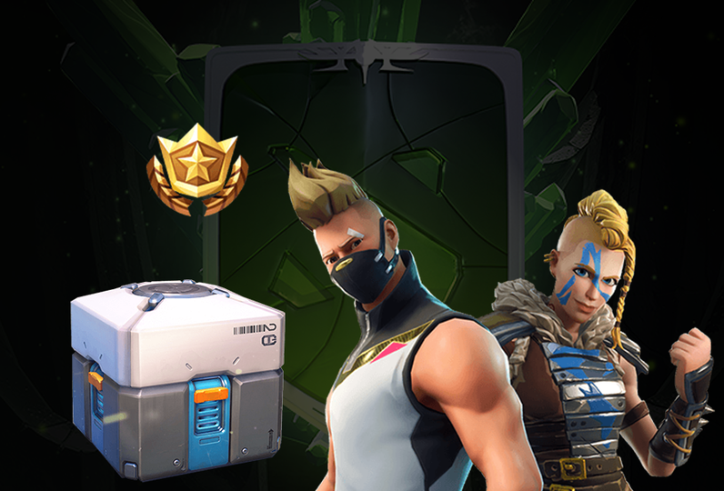 Loot boxes are history: games are now making money on battle passes