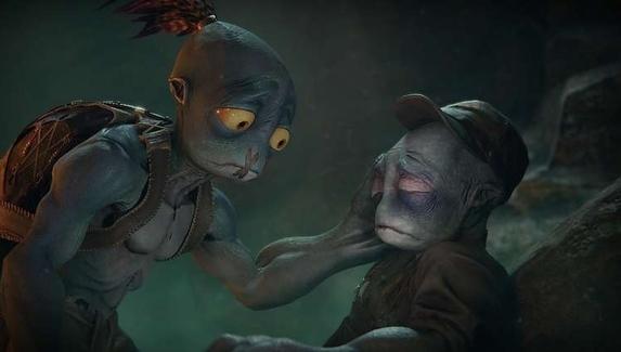 Больше, круче, страннее — новый трейлер Oddworld: Soulstorm
