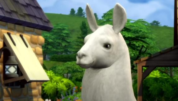 Вышел трейлер дополнения «Загородная жизнь» для The Sims 4 — о новинках рассказала лама Гарольд