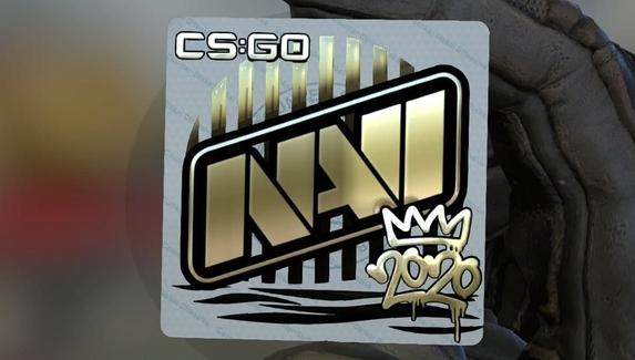 Valve выпустила стикеры для лучших команд по CS:GO в 2020 году