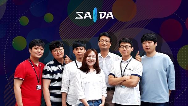Команда разработчиков искусственного интеллекта SAIDA из Samsung SDS