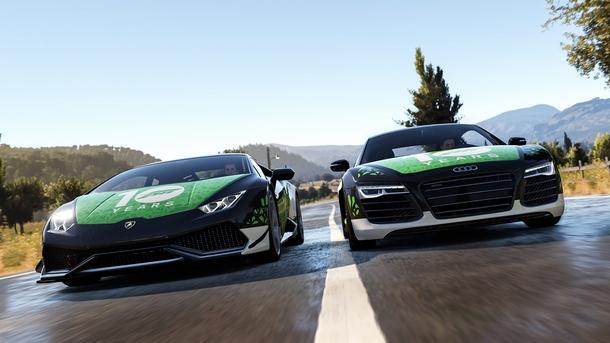 Скриншот: Forza Horizon 2