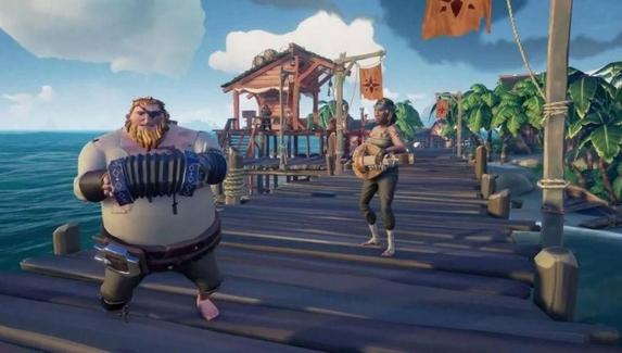 Sea of Thieves и Battlefield V вошли в топ лучших новинок июня в Steam