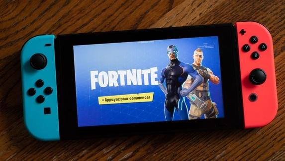 Fortnite стала самой популярной игрой года на Nintendo Switch в Европе