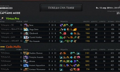 joinDOTA: Virtus.pro отправились во второй дивизион